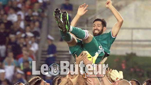 L'Algérie s'est imposée difficilement contre le Bénin — Match amical