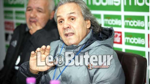 Algérie - Madjer :