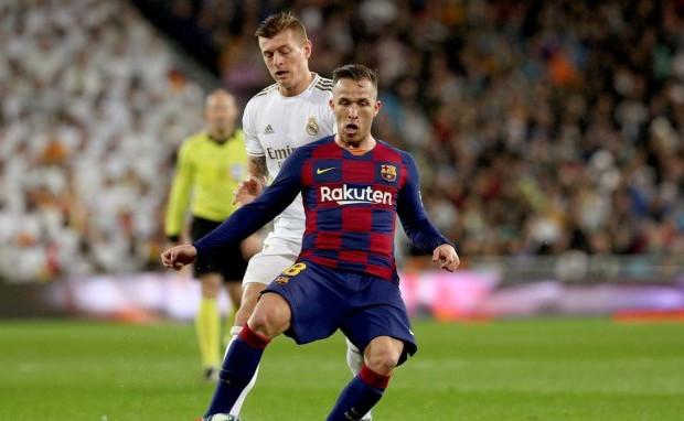 Ligue des champions: Arthur refuse de jouer à nouveau pour Barcelone