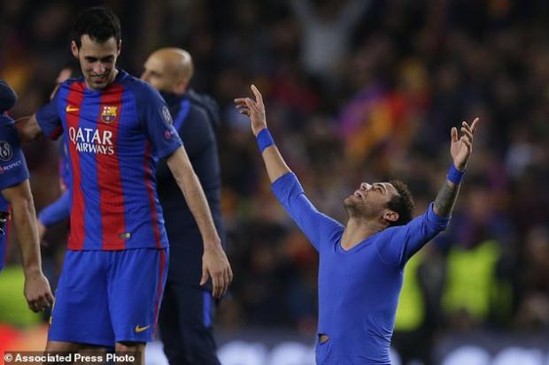 Le Barça éliminé par la Juve en Ligue des Champions