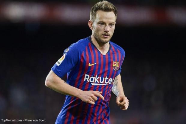 """International : Barça : Rakitic Est """"heureux"""" En Catalogne Mais"""