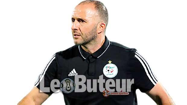 Djamel Belmadi: L'Objectif est de gagner la coupe du monde