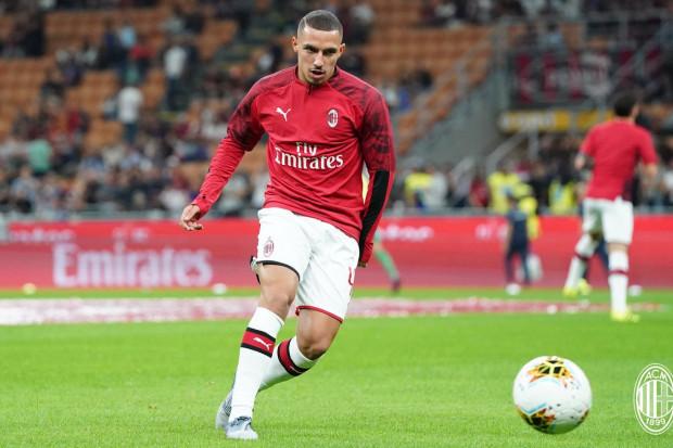 Ismaël Bennacer intransférable — Milan AC
