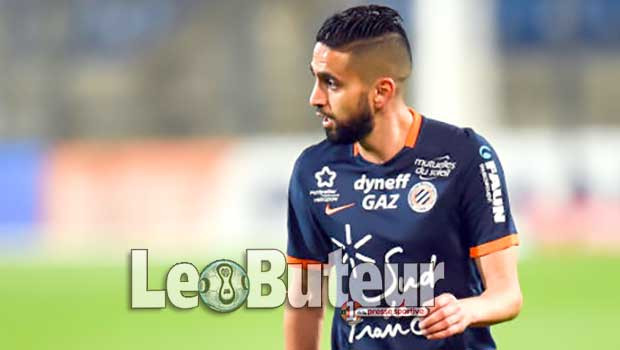 Boudebouz file au Betis — Officiel