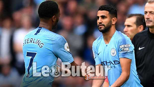 Manchester City : Guardiola évoque la situation de Mahrez