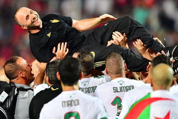 Yacine Brahimi (ex-Porto) est arrivé au Qatar — Transferts