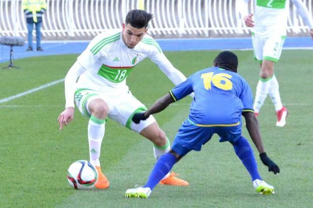 Equipe D Algerie En Mauvaise Nouvelle Pour Ferhat