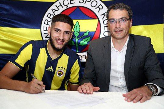 Yassine Benzia (Lille) vers Fenerbahçe - Foot - Transferts