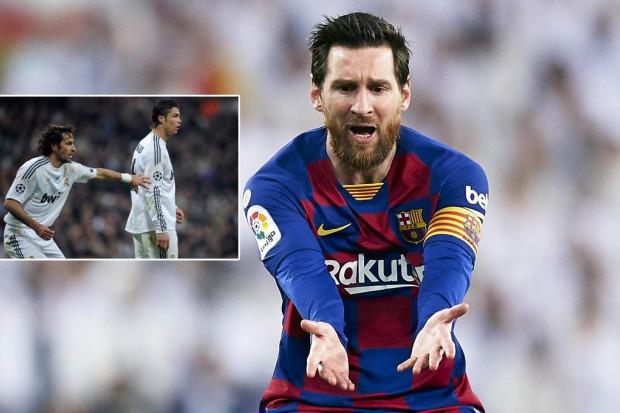 Cet ancien du Real qui tacle Ronaldo et Messi
