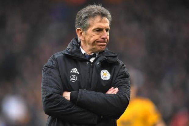 L'entraîneur Claude Puel limogé de Leicester — Championnat d'Angleterre