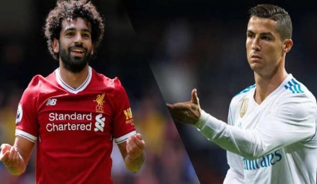 Mohamed Salah ne veut pas d'un duel avec Cristiano Ronaldo — Real Madrid