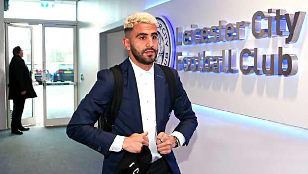Mahrez vers Arsenal — Leicester