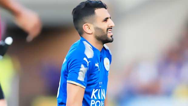 La Roma revient à la charge pour Riyad Mahrez (Leicester) — Mercato