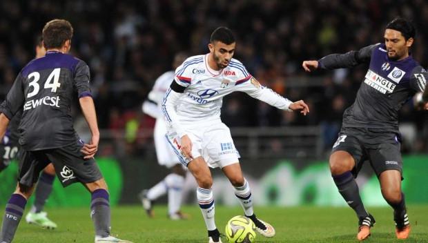 Mercato : Rachid Ghezzal (ex-Lyon) visé par l'AC Milan et la Roma