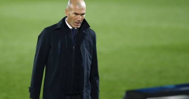 Mais qu'arrive-t-il au Real Madrid — Liga