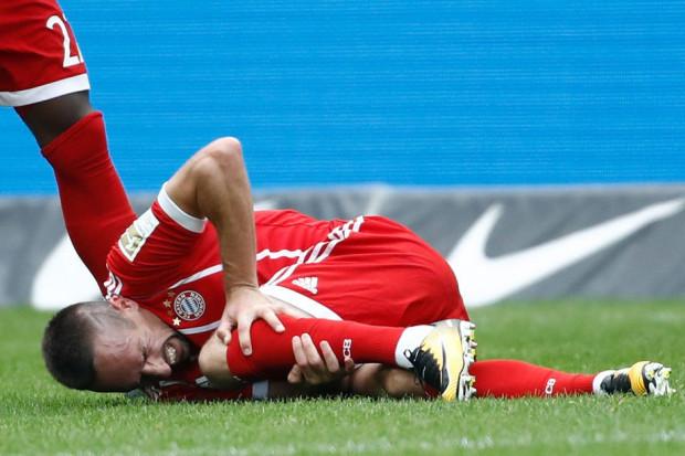 Un dossier compromettant, impliquant son petit frère, resurgit — Franck Ribéry