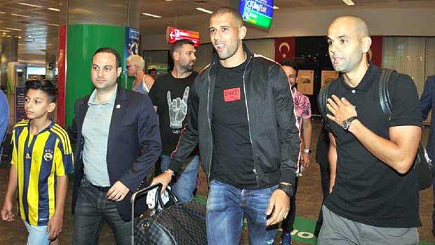 Islam Slimani se dirige vers Fenerbahçe, officialisation imminente — Mercato