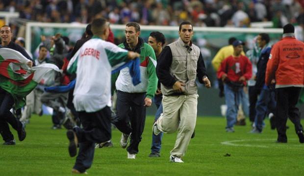 International : Thuram revient sur les débordements du match France-Algérie en 2001