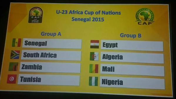 Equipe D Algerie Calendrier.Equipe D Algerie U 23 Can 2015 Le Calendrier De L