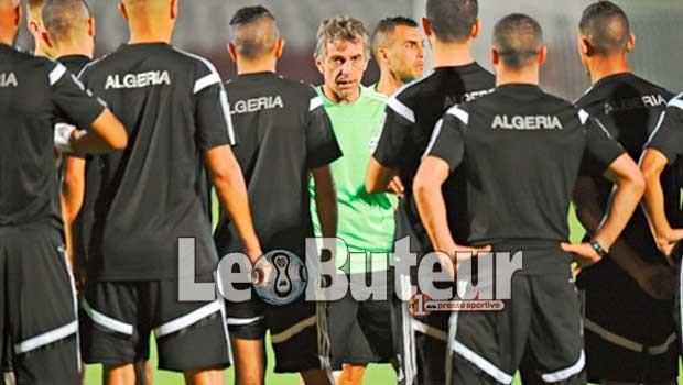 Equipe D Algerie Calendrier.Equipe D Algerie Un Calendrier Defavorable Attend Gourcuff