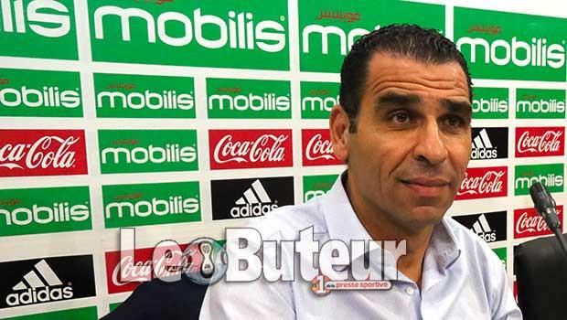 Saâdane nommé DTN ! Rabah Madjer sera nommé la semaine prochaine — Algérie