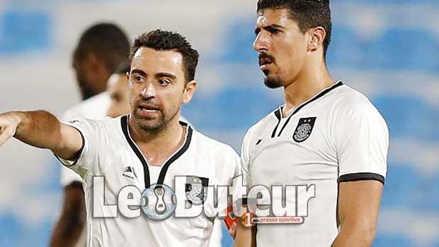 Baghdad Bounedjah claque un septuplé — Qatar