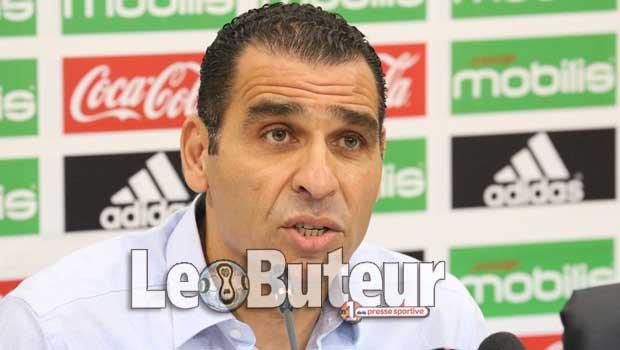 Djamel Belmadi en pôle position pour diriger l'équipe nationale — Algérie