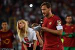 La lettre d'adieu de Francesco Totti aux supporteurs
