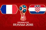 France 4 - Croatie 2 (En cours)