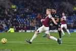 Mahrez buteur lors de la victoire face à Burnley (Vidéo)