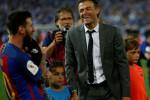 Le bel hommage de Messi à Luis Enrique