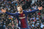 Messi égale le record de Michel
