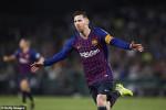 Nouveau record pour Messi qui passe devant Iniesta