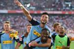 Bonne prestation de Bensebaini face à Cologne