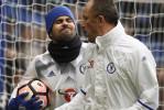 Conte évoque l'avenir de Diego Costa
