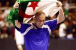 Zidane fait un don à l'Algérie