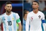 Le mutisme frappant de Messi et Ronaldo en phase finale