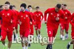 Match nul pour le premier test en Tunisie