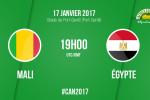 (En cours) Mali 0 - 0 Egypte