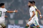Mahrez a doublé son nombre de buts inscrits depuis l'arrivée de Belmadi