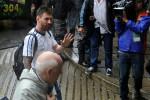 Lionel Messi accuse salement le coup