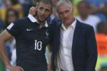 Pour Deschamps, Benzema peut mettre en danger la sélection