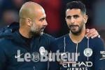 «Mahrez joue plus de minutes cette saison car je suis très gentil avec lui»