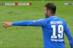 Le gros raté de Belfodil face à Dortmund (Vidéo)