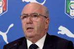 Le président Tavecchio démissionne