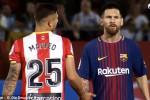 Le marquage à la culotte de Pablo Maffeo sur Lionel Messi (Vidéo)
