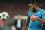Le Napoli pourrait rompre le contrat de Ghoulam à l'amiable