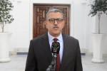 Le Premier Ministre Djerad supervise la réception de moyens de protection venus de Chine