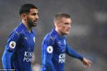 Le Daily Mail note les performances de Mahrez et Slimani face à Man City