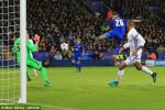 Le Buteur : Leicester : L'ouverture du score de Mahrez face à Copenhague (Vidéo)